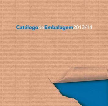 Catálogo de Embalagem 2013/14